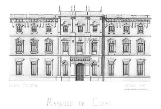 Palacio Fontalba (dibujo)