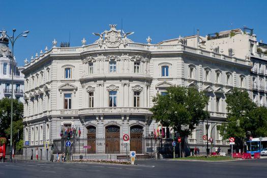 Palacio de Linares. Foto propia