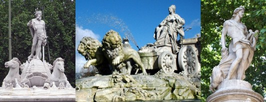 Fuente de Apolo (Madrid) 06