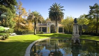 Jardín Botánico. Foto: Secretos de Madrid