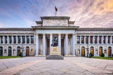 Museo del Prado. Foto: Secretos de Madrid