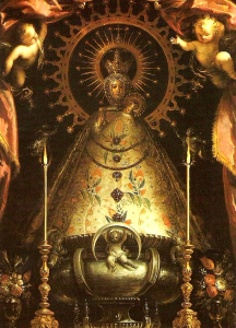 Virgen del Milagro. Foto: Blog De Rebus Matritensis