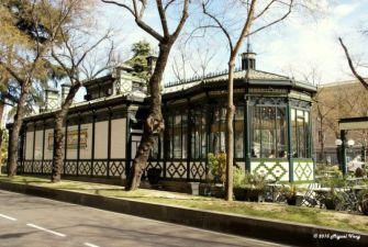 Café El Espejo. Foto: Panoramio