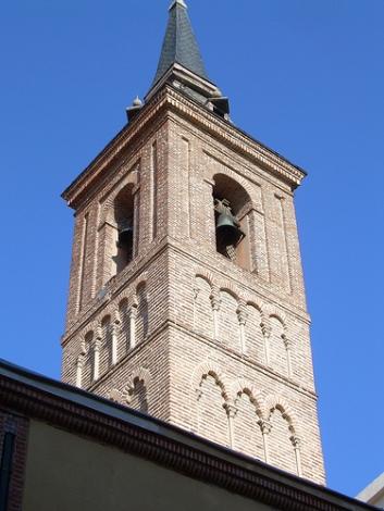Torre de San Nicolás de los Servitas