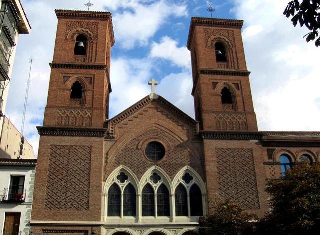 Iglesia de La Paloma