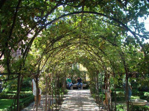 Detalle del jardín. Foto: Minube