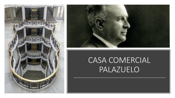 CASA COMERCIAL PALAZUELO