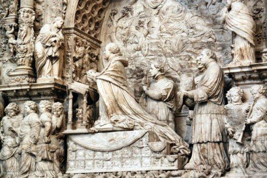 Cenotafio del Obispo. Foto: Guías Viajar