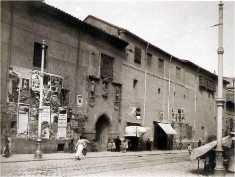 hospital la latina, a primeros siglo XX