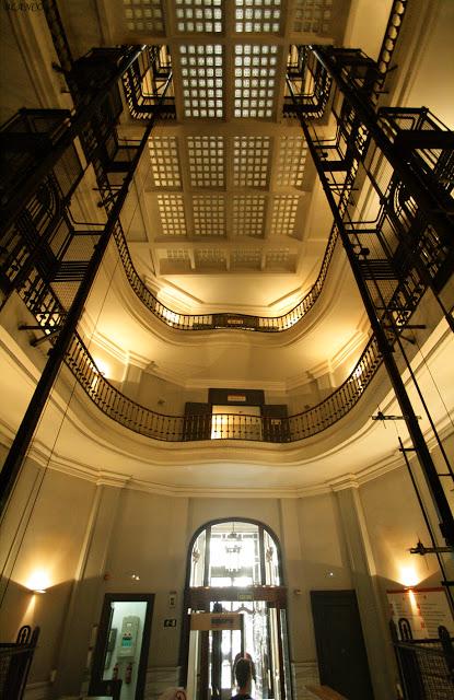 Interior. Detalles. Foto: Madrid en foto