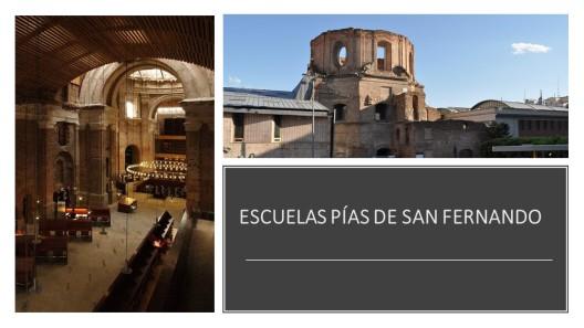 Escuelas Pías de San Fernando