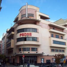 Antiguo cine Barceló. Foto: Wikipedia
