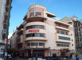 Antiguo cine Barceló. Foto: Wikipedia