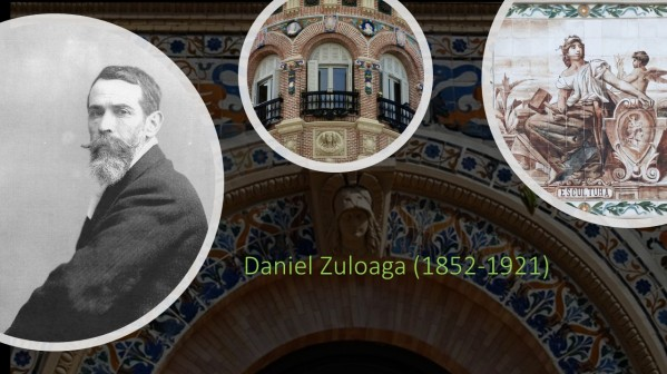 Daniel Zuloaga (1852-1921)