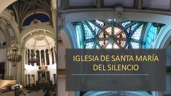 IGLESIA DE NUESTRA SEÑORA DEL SILENCIO
