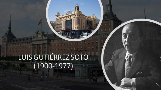LUIS GUTIÉRREZ SOTO