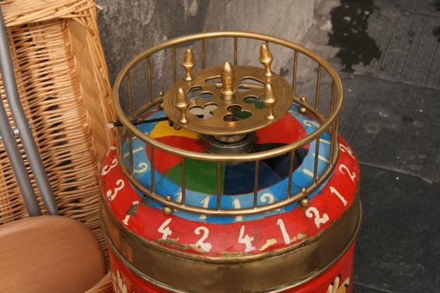 La barquillera. Foto: Wikipedia
