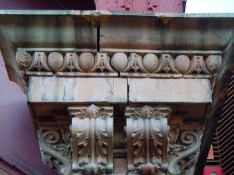 Decoración interior de la estación. Foto: seorbiombo (Blog)