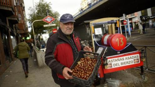 Castañero. Foto: ABC