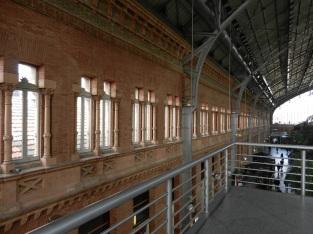Interior de la estación. Foto: seorbiombo (Blog)