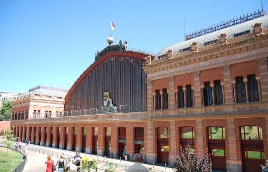 Fachada de la estación. Foto: minube.com