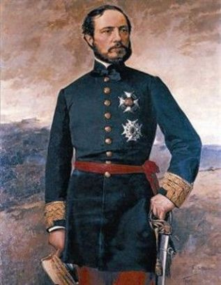 El General Prim. Foto: ejercito.mde.es