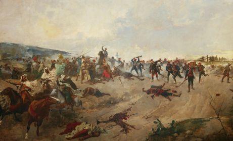 La Batalla de Tetuán. Foto: despertaferro-ediciones.com