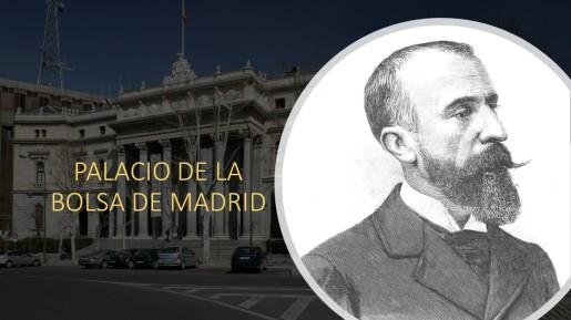 PALACIO DE LA BOLSA DE MADRID