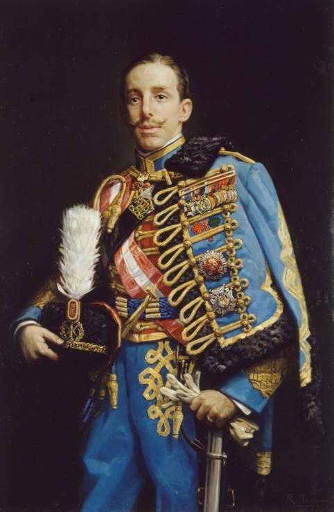 Alfonso XIII. Foto: Museo del Prado