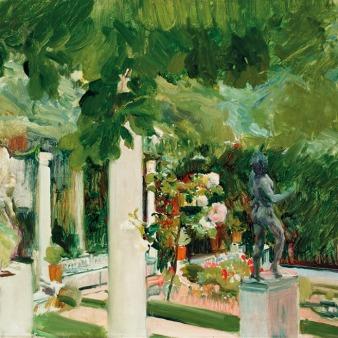 Jardín de la Casa Sorolla, 1918-19 © Museo Sorolla